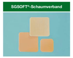 SGSOFT Schaumverband